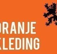** Oranje kleding
