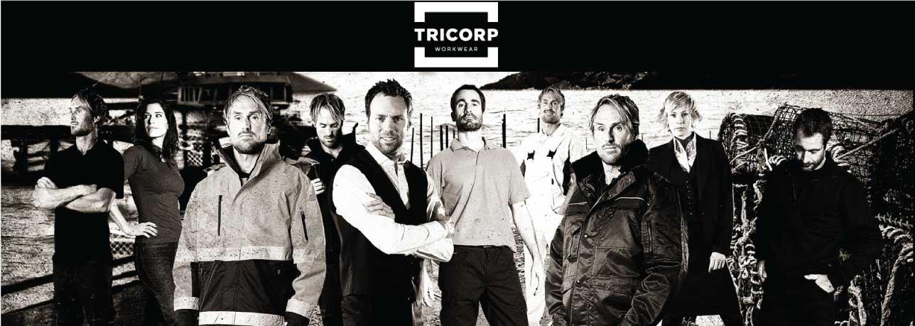 Tricorp-werkkleding