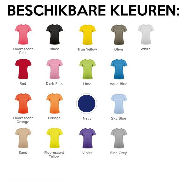 PA439 kleuren